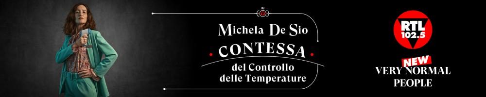 RTL 102.5 Very New Normal People Michela De Sio