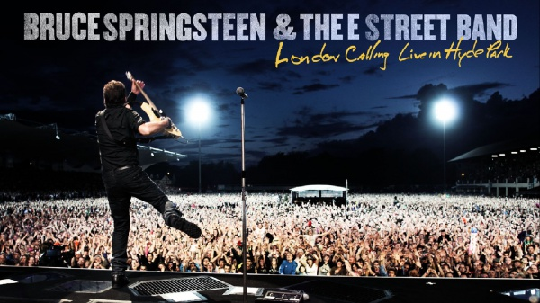 """Bruce Springsteen: disponibile online il concerto """"London Calling: Live In Hyde Park"""""""