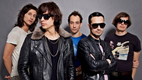 Song To Song: The Strokes - The New Abnormal